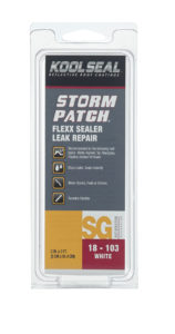 Storm Patch Flexx Sealer Instant Leak Repair Koolseal