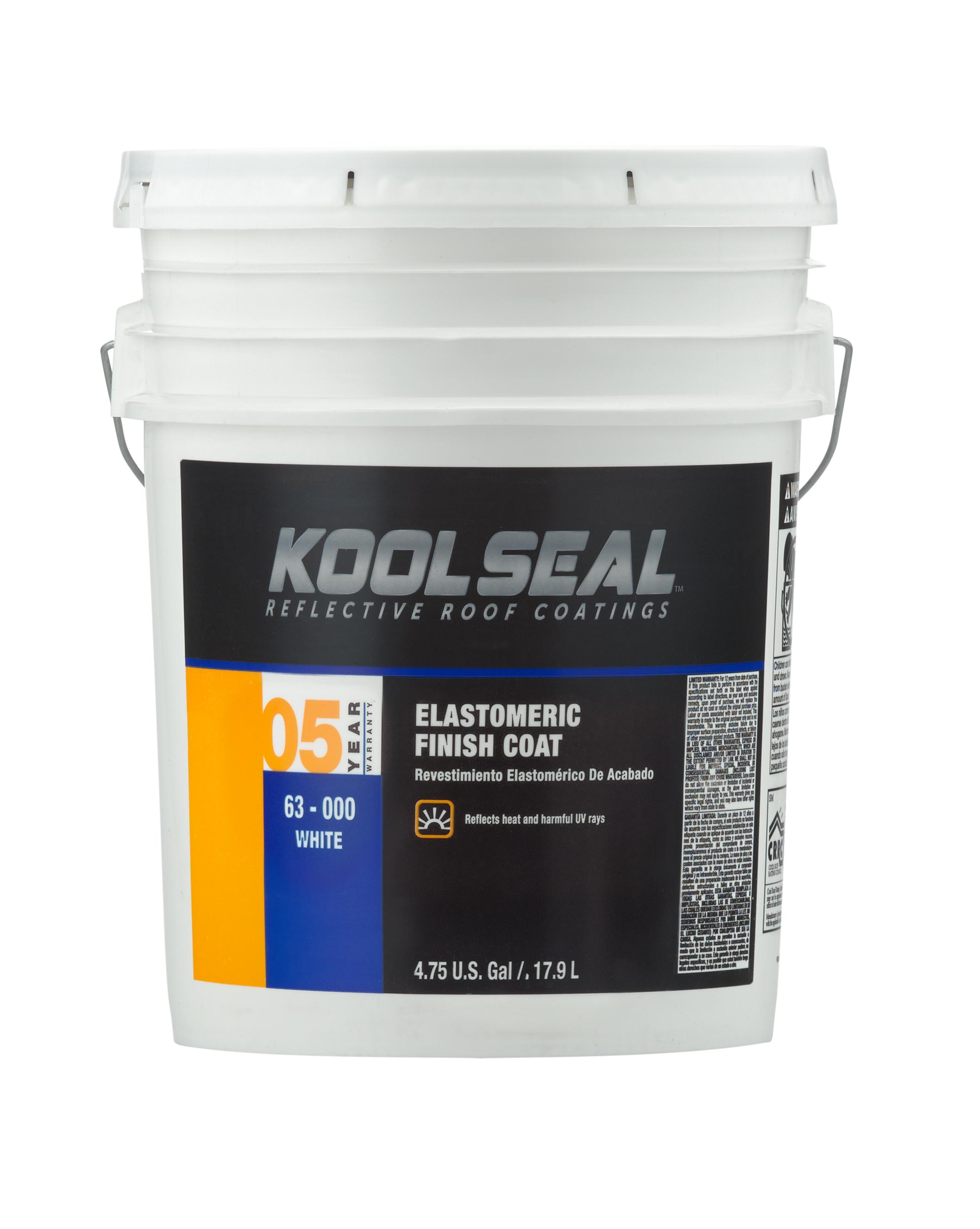 Elastomeric Finish Coat 5yr Koolseal