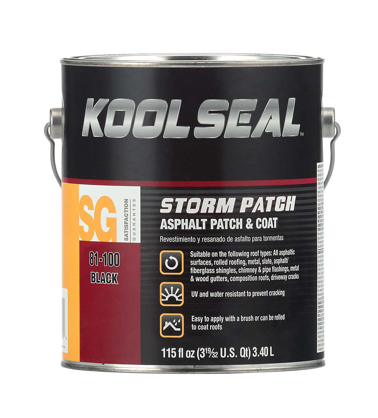 Asphalt Patch Amp Coat Koolseal