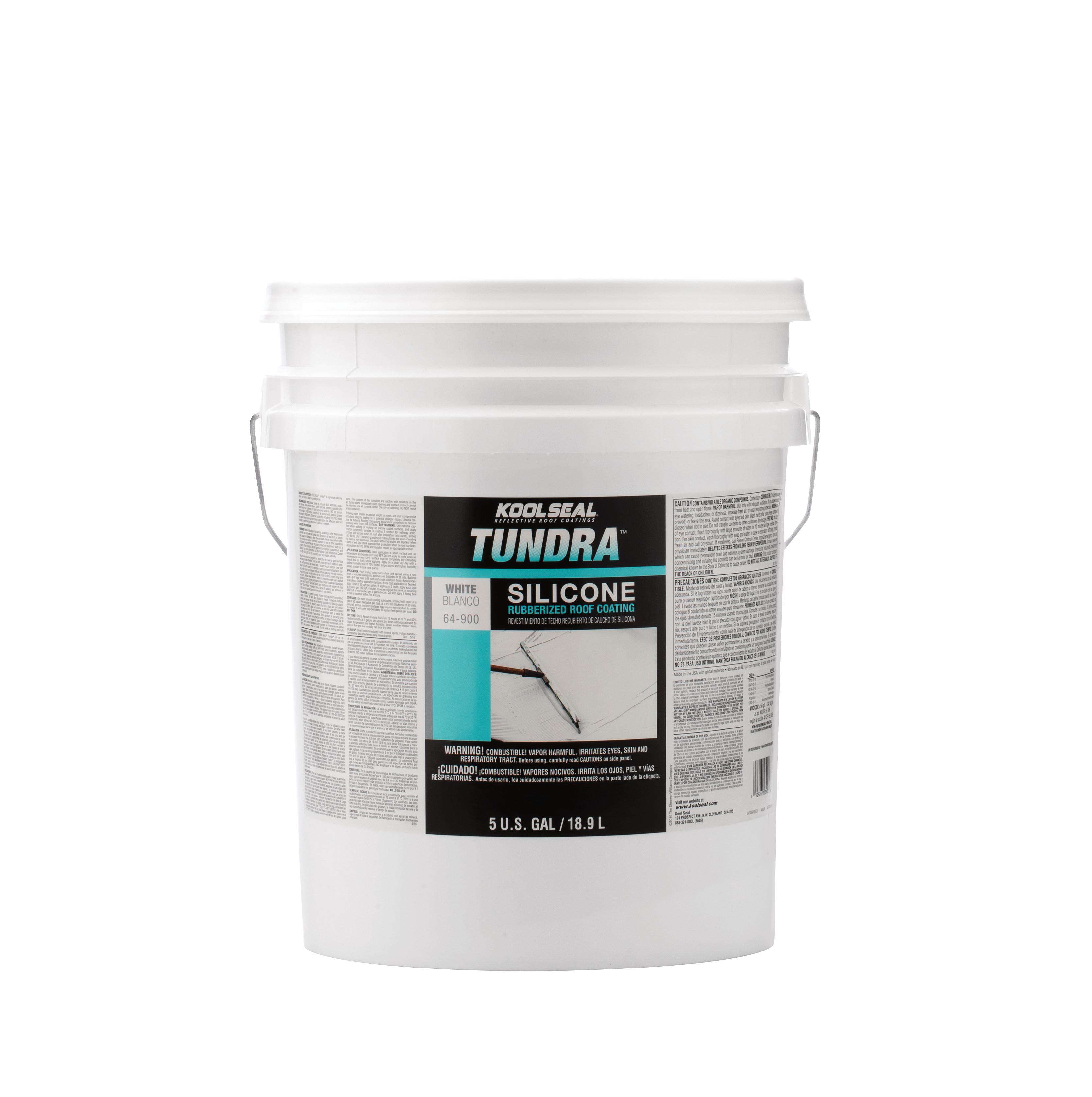 Ks 64900 Kool Seal Tundra White 5gal Main