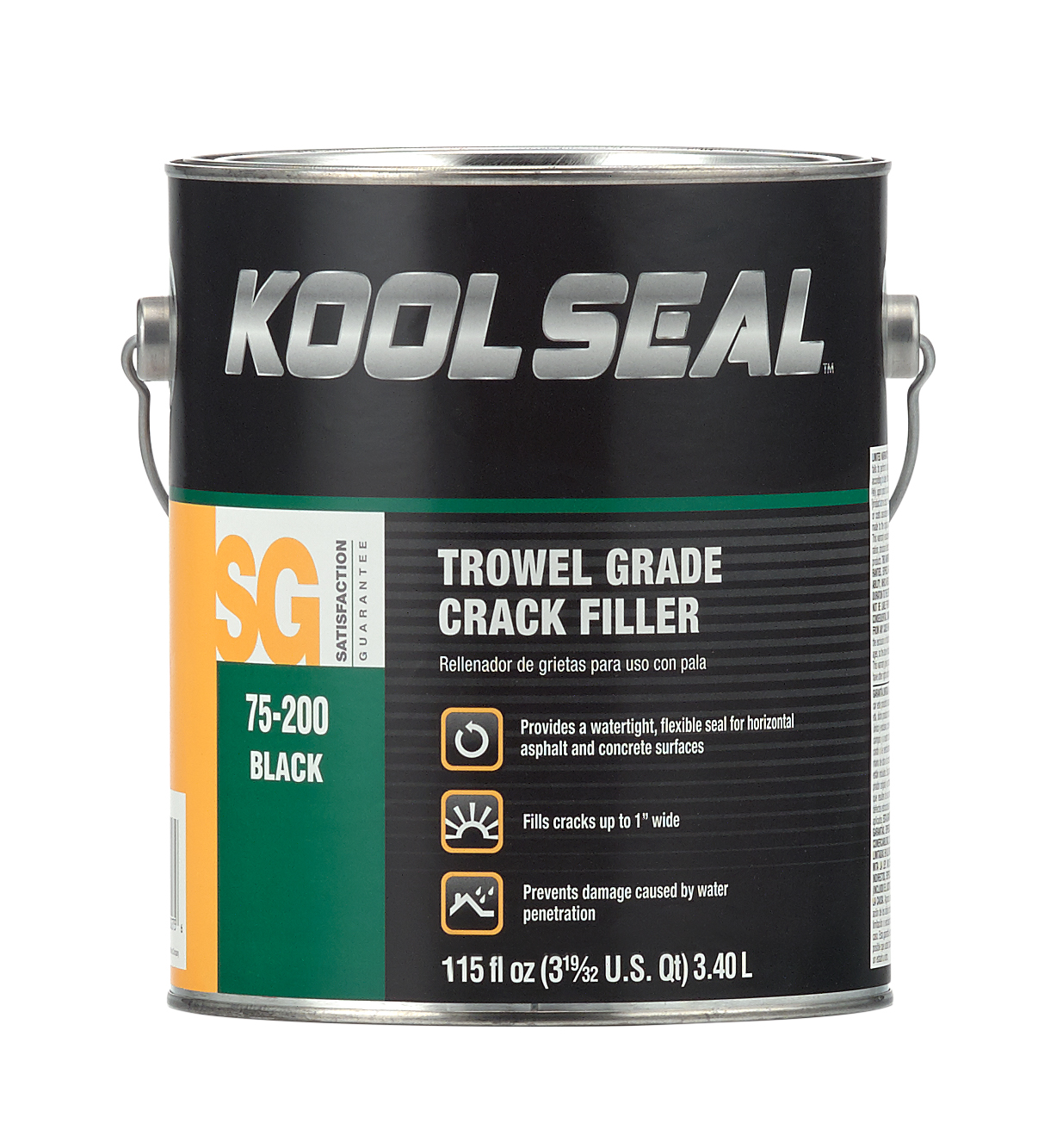 Trowel Grade Driveway Crack Filler Koolseal